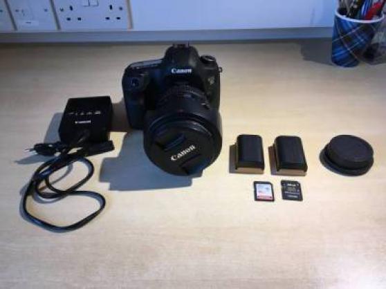 Canon 5D MIII avec objectif canon - Photo 2