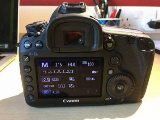 Canon 5D MIII avec objectif canon - Photo 4