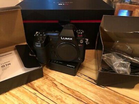 Annonce occasion, vente ou achat 'Panasonic LUMIX S1R (boîtier nu)'