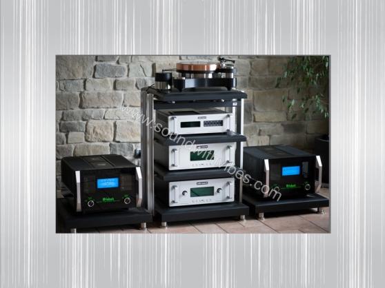 Mcintosh MC2301 Tube Power Amps.