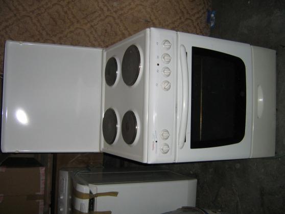Annonce occasion, vente ou achat 'cuisinière électrique'