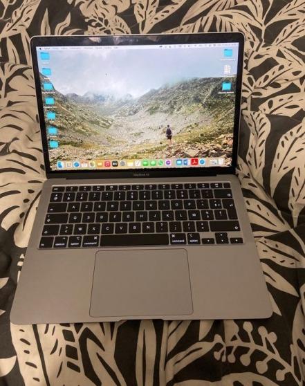 Annonce occasion, vente ou achat 'MacBook Air 2020 i5'