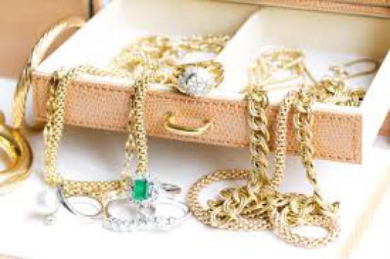 Des bijoux importés Arabie Saoudite