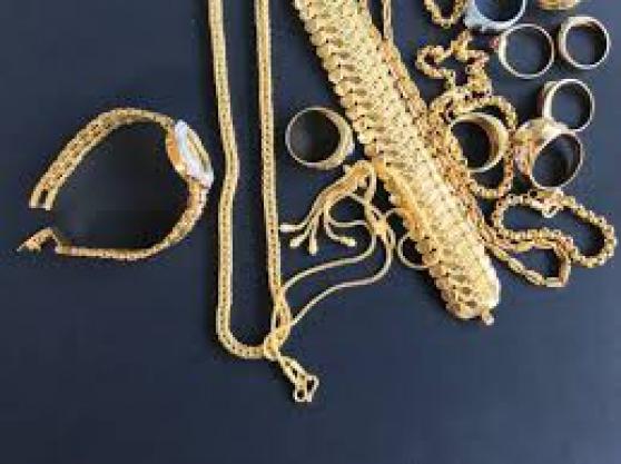 Des bijoux importés Arabie Saoudite - Photo 2