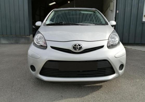 Toyota Aygo 1.0l vvti 68ch
