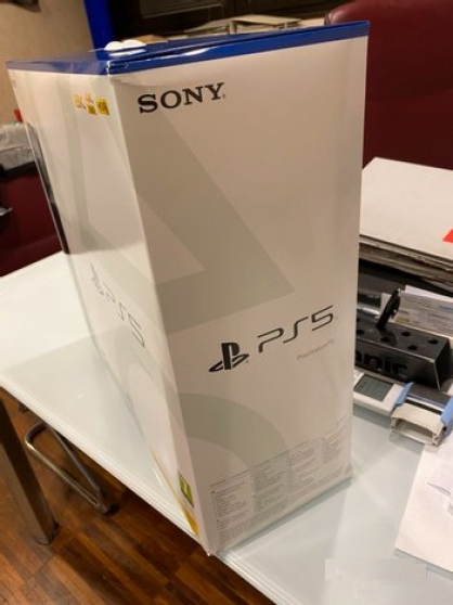 Sony PS5 Blu-Ray Blanc neuf - Photo 2