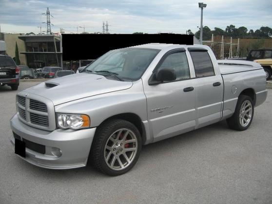 Annonce occasion, vente ou achat 'Dodge Ram v10 8.3 srt-10 occasion'