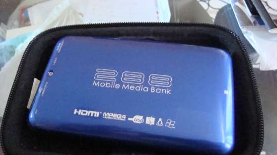 Annonce occasion, vente ou achat 'Boitier disque dur externe multimedia'