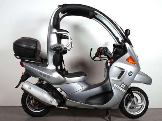 bmw c1 200 executive occasion moto scooter v lo motos. Black Bedroom Furniture Sets. Home Design Ideas
