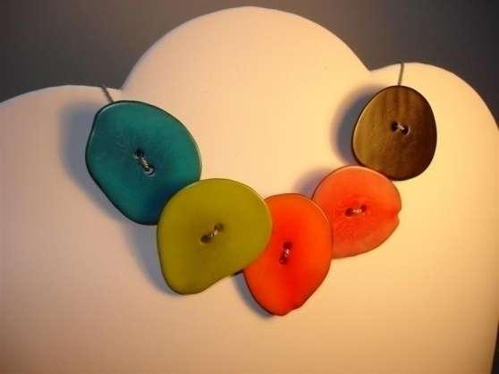 Petite Annonce : Bijoux bio, écologiques - Bonjour, je vends des bijoux artisanaux que je fabrique à partir de ...