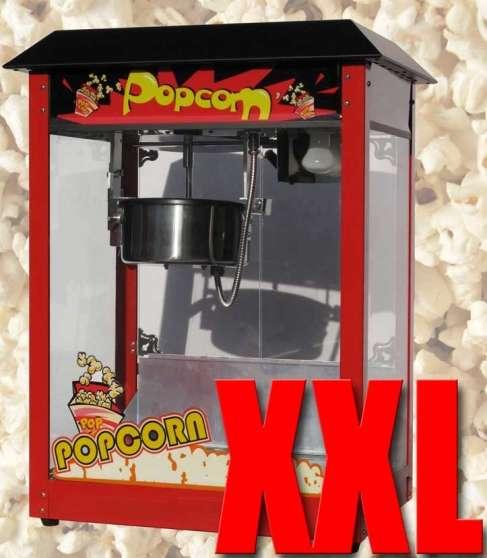 Annonce occasion, vente ou achat 'machine pop corn pro neuve 1440 w'