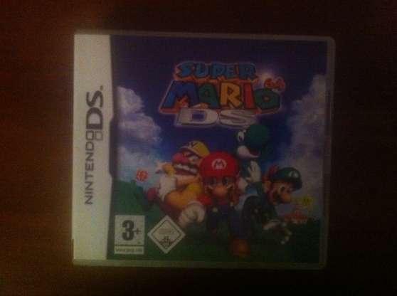 Jeux DS Super Mario