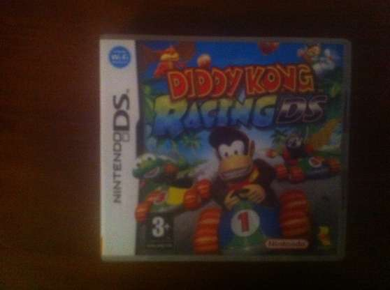 Jeux DS Diddy Kong Racing