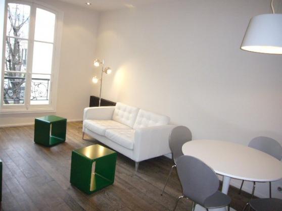 Jolie Appartement de 2 pièces meublé