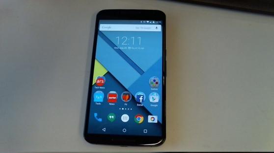 Smartphone Nexus 6 XT1103 (Dernier Modél