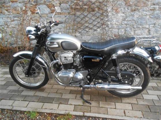 Kawasaki W 650 - 1ère main