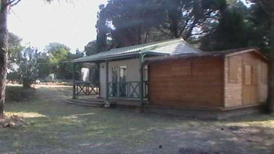 Terrain avec chalet fr jus immobilier a vendre mobil home chalets fr jus reference imm - Chalet de jardin occasion a vendre ...