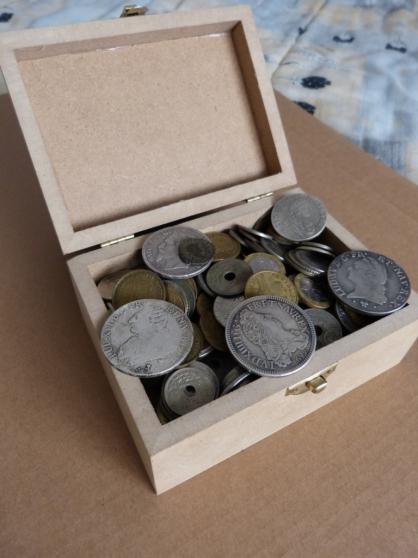 coffret monnaies francaise roy -ant -