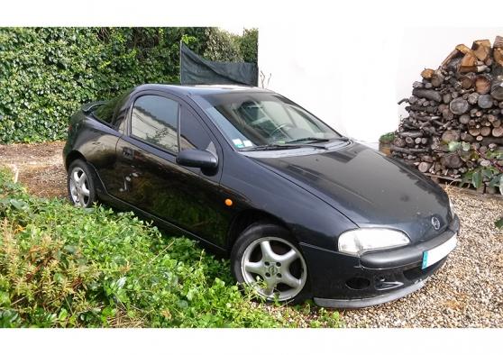 Opel Tigra 1.6l 16s non roulante