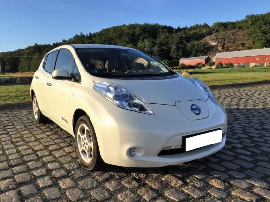 nissan leaf 100% électrique acenta - Annonce gratuite marche.fr