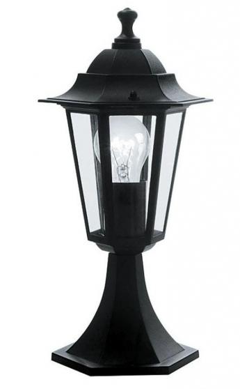 Petite Annonce : Lot de 2 bornes d\'extérieur lanterna-4 - Lot de 2 bornes d\'extérieur LANTERNA-4 Eglo 22472 pour lampe E27 60
