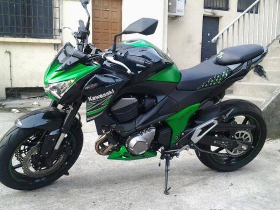 Annonce occasion, vente ou achat 'Kawasaki ZR7S 2003'