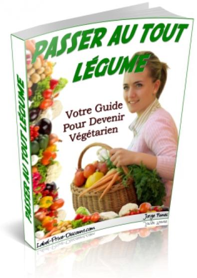 Annonce occasion, vente ou achat 'Passer aux légumes'