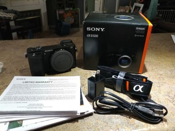 Sony A6500 - Photo 4
