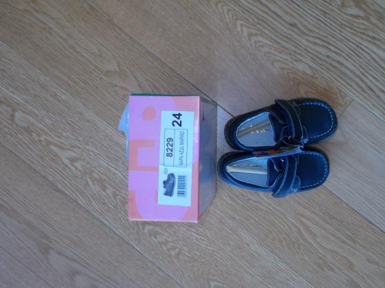 Chaussures Garçon Bleu Marine– Taille 24