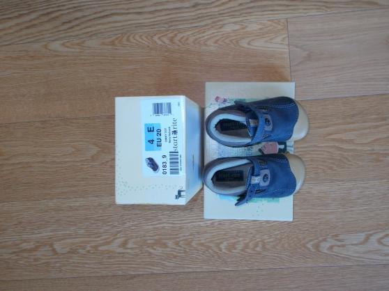 Sandale bébé garçon bleu - Pointure 20