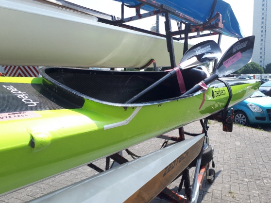 kayak de competition marathon