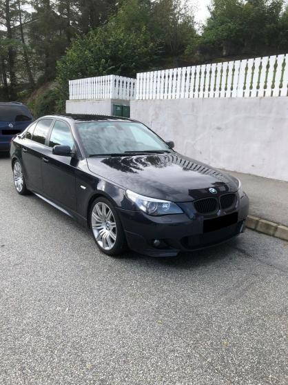 BMW Série 5 520 D 2.0-150 CV