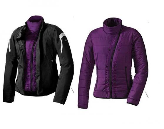 Annonce occasion, vente ou achat 'Vends veste moto femme BMW , neuve'