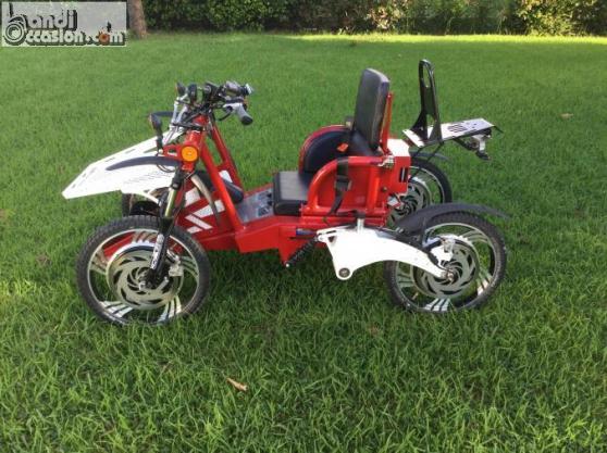 Annonce occasion, vente ou achat 'Mobile dream quadricycle tout terrain'