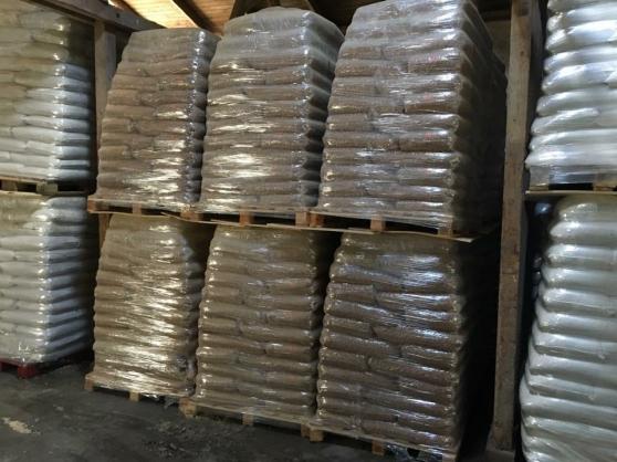 Granulés De Bois Pellets 6mm 975kg