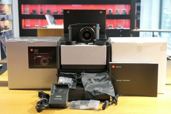 Annonce occasion, vente ou achat 'LEICA Q TYPE 116 NEUF'