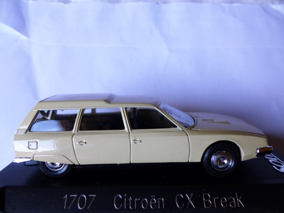 CITROEN 2CV ET CX BREAK SOLIDO - Photo 3
