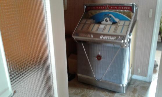 Jukebox wurlitzer