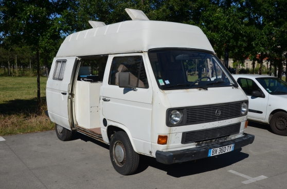 T3 vw 1983 essence