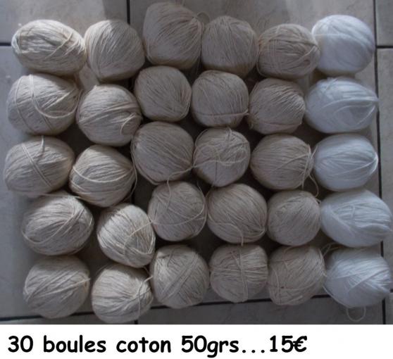 laine et coton - Photo 2