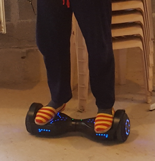 Annonce occasion, vente ou achat 'Hoverboard QILIVE Q.4066 Neuf Garantie !'