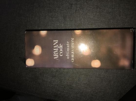 Annonce occasion, vente ou achat 'Armani Code Ultimate 40 euros'