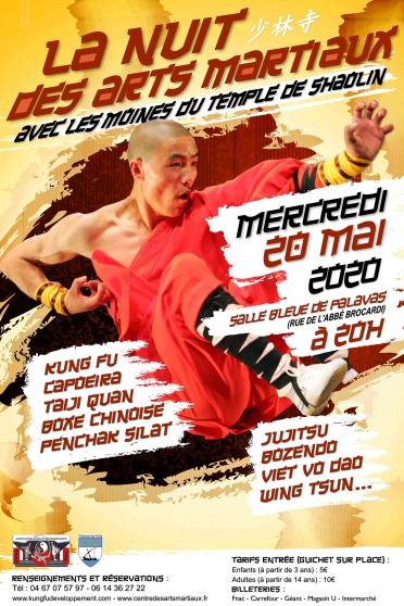 Annonce occasion, vente ou achat 'La nuit des arts martiaux'