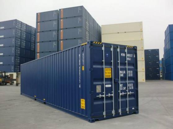 Annonce occasion, vente ou achat 'Containers maritimes et Frigorifiques'