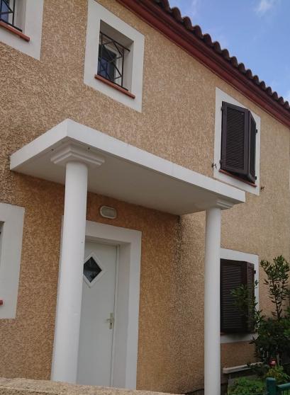 Villa T4 88 m² avec grand jardin et gara