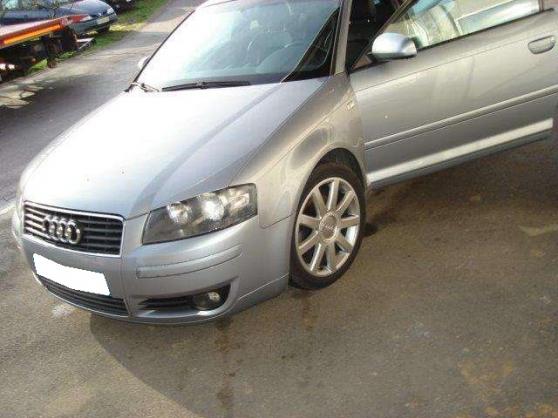 Audi A3 TDI Berline 110 CV 2003 tte opti - Photo 2