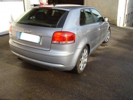 Audi A3 TDI Berline 110 CV 2003 tte opti - Photo 3
