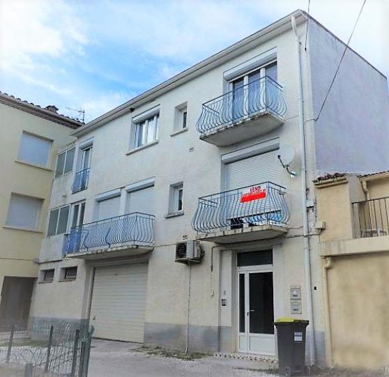 Bel Immeuble 2 F3/F4 avec terrasse garag