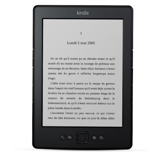 """Liseuse Kindle 4 """"6"""" 15cm neuf scellé"""