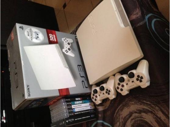 Playstation 3 slim White de 320G